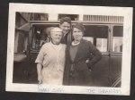 Mary Corr, Joe Graham & unknown