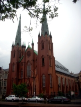 The Church of the Assumption, 12th & Spring Garden Sts., Philadelphia