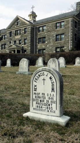 Villanova Cemetery 08