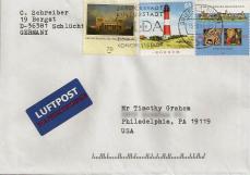 Clem Schreiber Letter