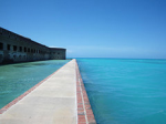 """Fort Jefferson Sea Walk,"" by Greg Graham, via Fine Art America."