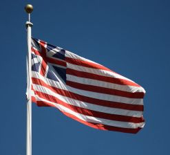 The Grand Union Flag of Revolutionary times. Happy Independence Day!