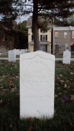 Click for Find-A-Grave Memorial: Robert Manship