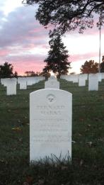 Click for Find-A-Grave Memorial: Bernard Marks
